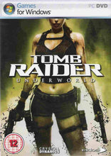 Load image into Gallery viewer, Tomb Raider: Underworld [video game]