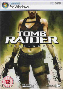 Tomb Raider: Underworld [video game]
