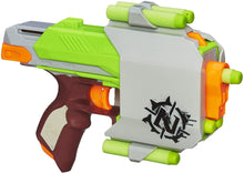 Load image into Gallery viewer, NERF Zombie Strike Sidestrike Blaster