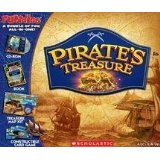 Scholastic Pirate's Treasure Fundle