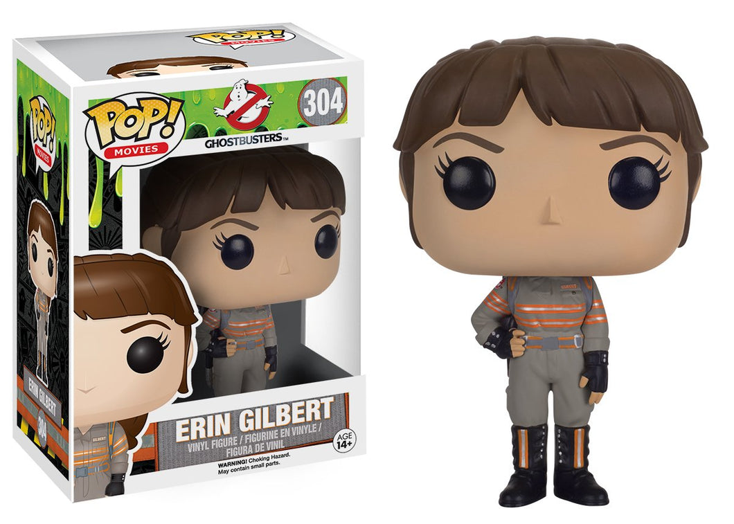 Funko POP Movies: Ghostbusters 2016 Erin Gilbert Action Figure