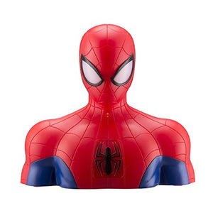 eKids Spiderman Motion Sensor Room Alarm Toy With Lights Speech & Sound Effects
