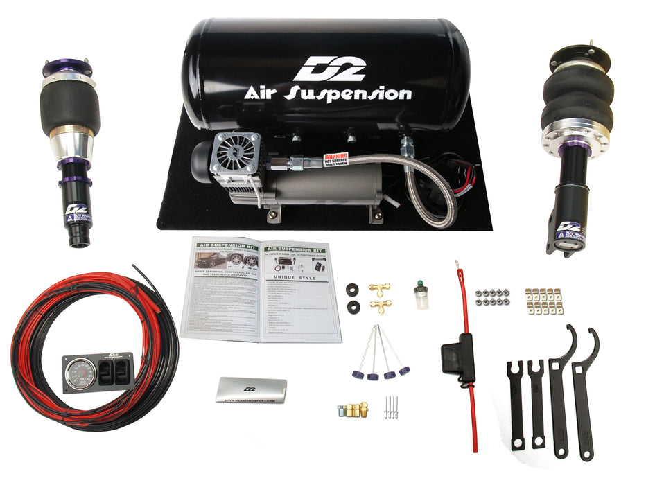 Sospensioni ad aria - Basic Air Suspension Kit - Accord 2003-2008 (CL7/9, CN1)
