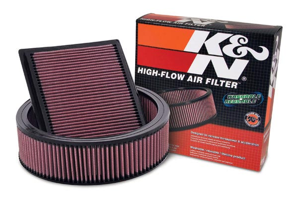 K&N Airfilter Panel Replacement Honda S2000