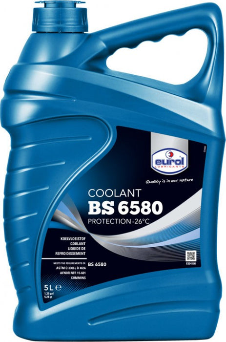 Eurol Radiator Coolant Water 5L