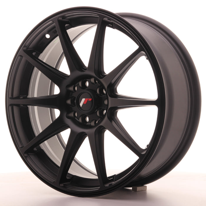 JR-Wheels JR11 Wheels Flat Black 18 Inch 7.5J ET35 5x100/120
