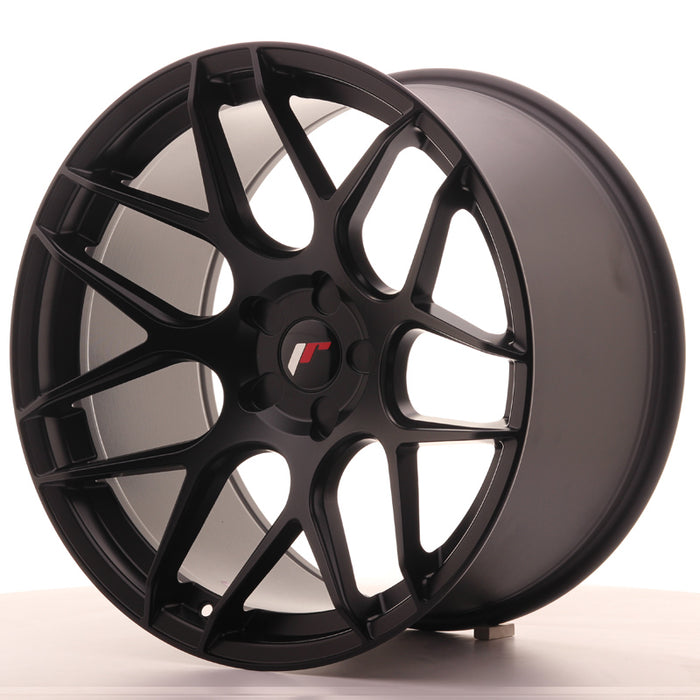 JR-Wheels JR18 Wheels Flat Black 20 Inch 11J ET20-30 5H Blank