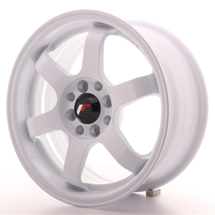 JR-Wheels JR3 Wheels White 15 Inch 7J ET40 4x100/114.3
