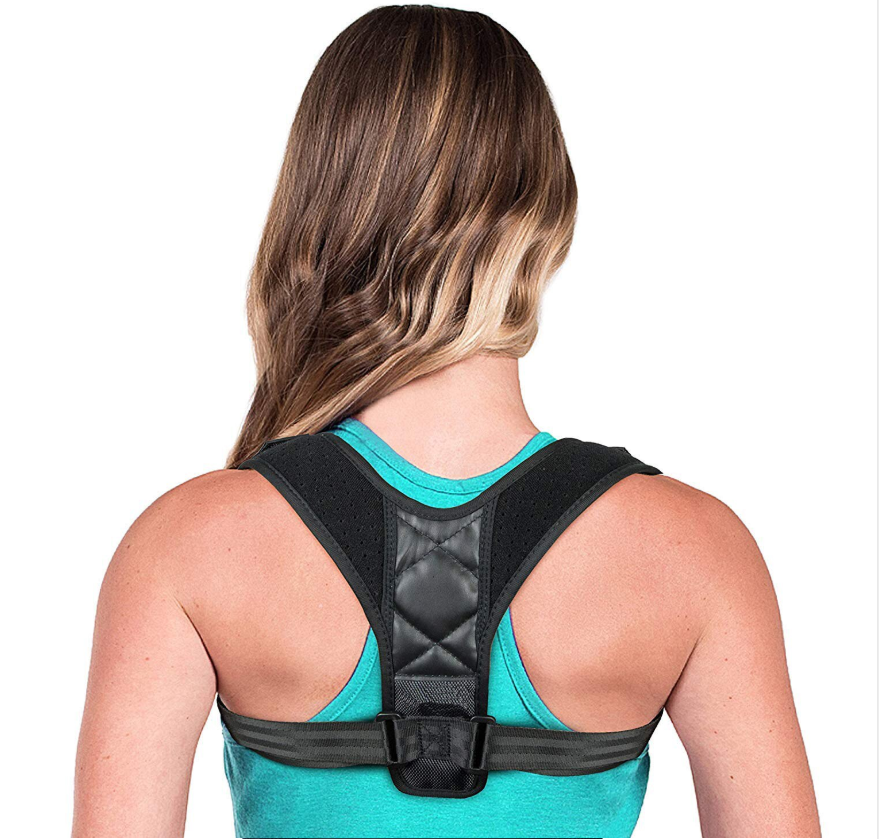 Women's Posture Corrector Back Support Brace Adjustable