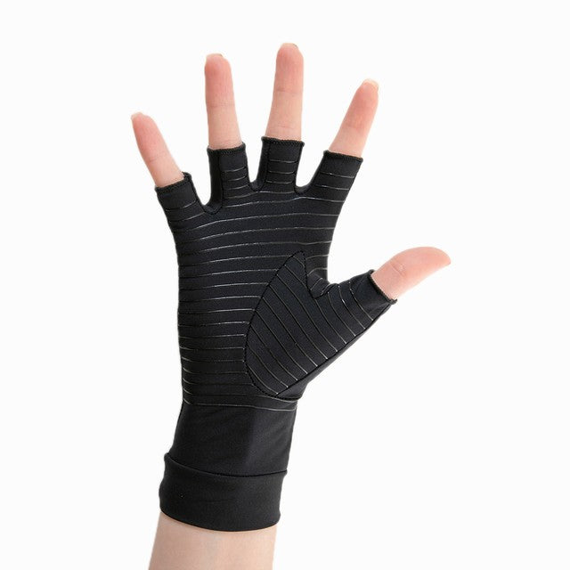 Copper Infused Arthritis Compression Gloves