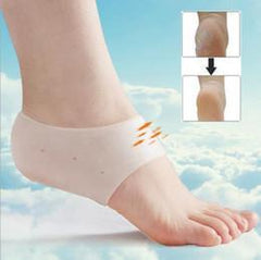 Foot Sleeve Silicone Heel Inserts Pads