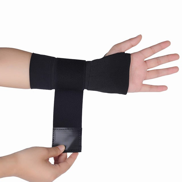 Aidfull Copper Infused Adjustable Wrist Support Brace