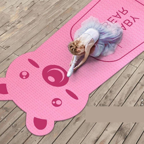 Children Yoga Mat - Eco Basics Online