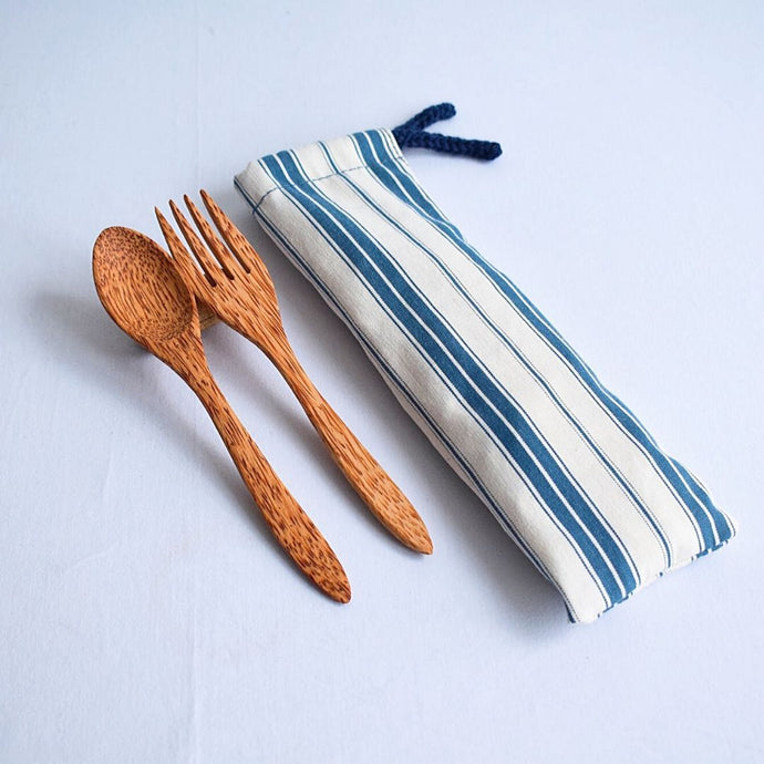 Coconut Cutlery - Eco Basics Online