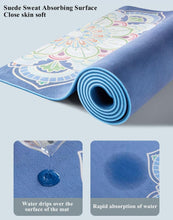 Load image into Gallery viewer, Eco Friendly Yoga Mat - Beginner - Eco Basics Online