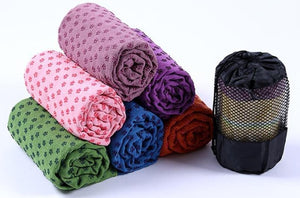 Yoga Mat Cover Towel - Eco Basics Online
