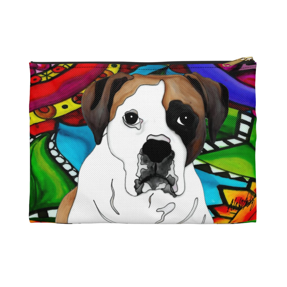 It's a Beautiful Boxer 2 Life Zipper Pouch