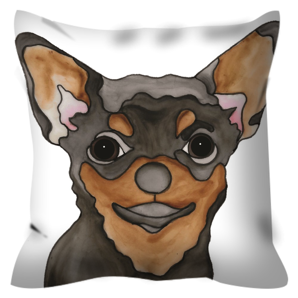 Chihuahua Dog Outdoor Pillow - SMH