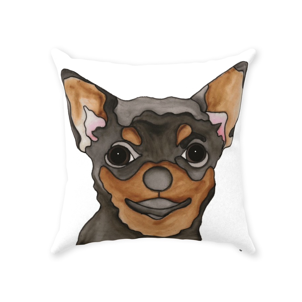 Chihuahua Dog Indoor Pillow - SMH
