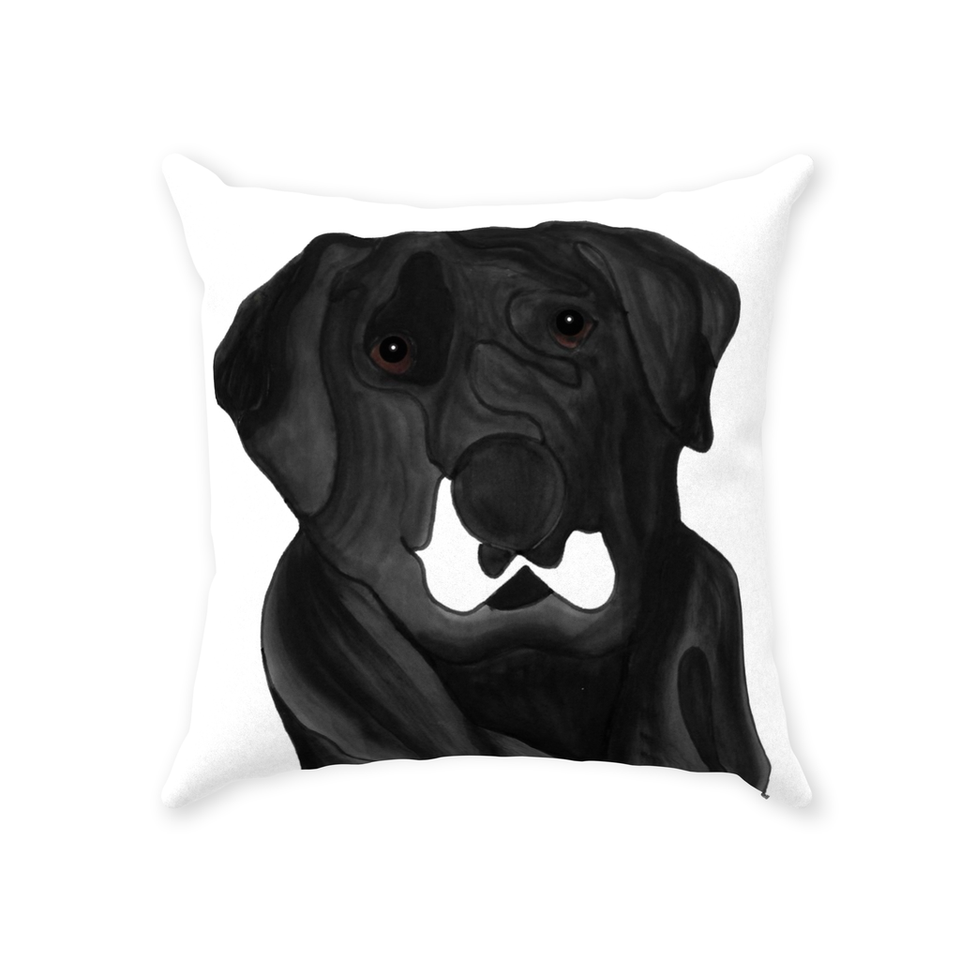 Mutt Indoor Pillow - 5 - SMH