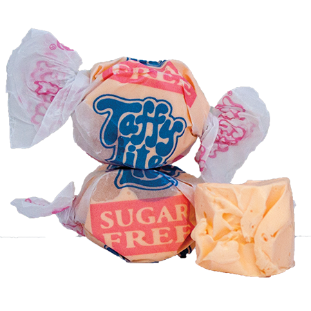 Orange Taffy - Sugar Free