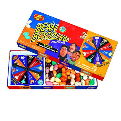 Bean Boozled Spinner Package