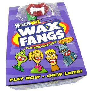 Wax Fangs