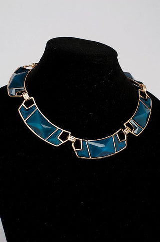 Romancing the Blue Stone Necklace