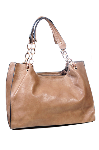 Lauryn Chain Satchel