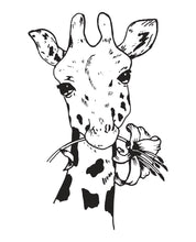 Load image into Gallery viewer, SAFARI GIRAFFE PRINTABLE