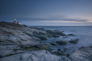 Beavertail Lighthouse #1
