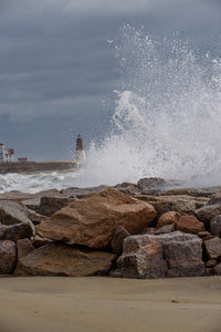 Breakwall Splash