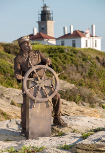 Sea Captain at Beavertail