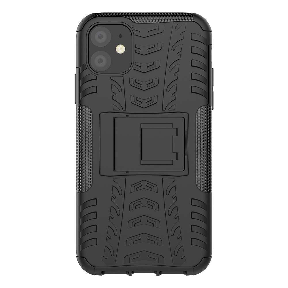 Just in Case Rugged Hybrid Apple iPhone 11 Case (Black)