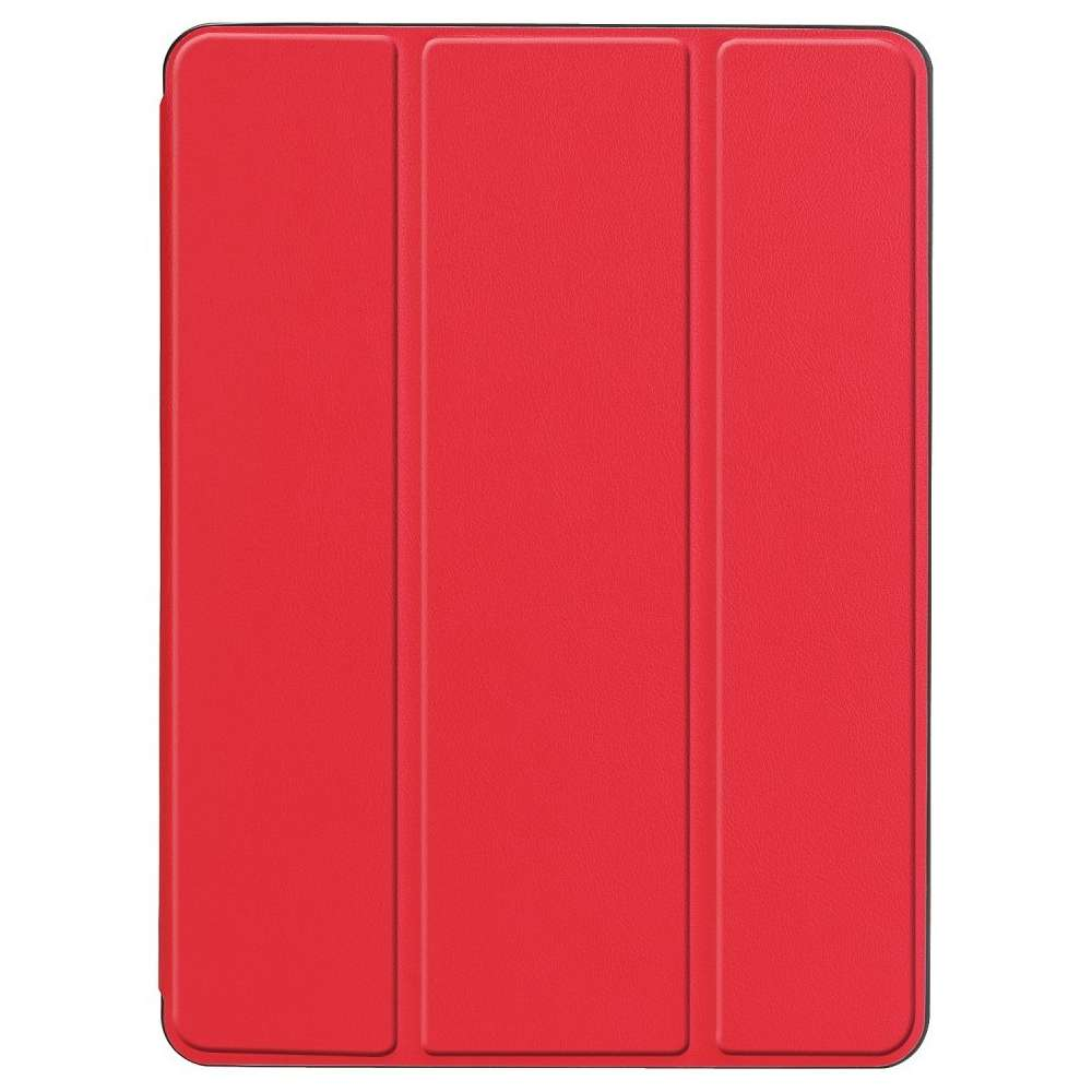 Just in Case Apple iPad Air (2019) 10.5 Smart Tri-Fold Case With Pen Slot (Red)