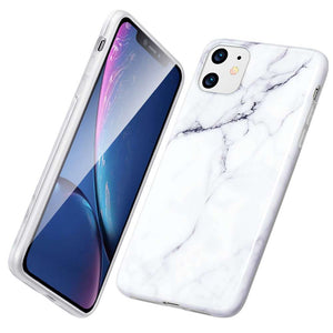 ESR Apple iPhone 11 Case Marble White