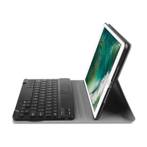 Just in Case Apple iPad 9.7 (2017 / 2018) Premium Bluetooth Keyboard Cover (Black)