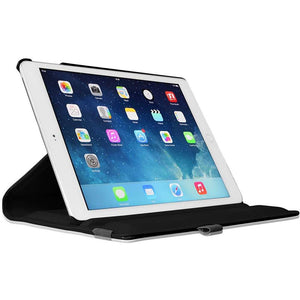 Just in Case Apple iPad 9.7 (2017 / 2018) Rotating 360 Case (Black)