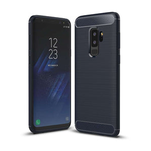 Just in Case Rugged TPU Samsung Galaxy S9 Plus Case (Blue)