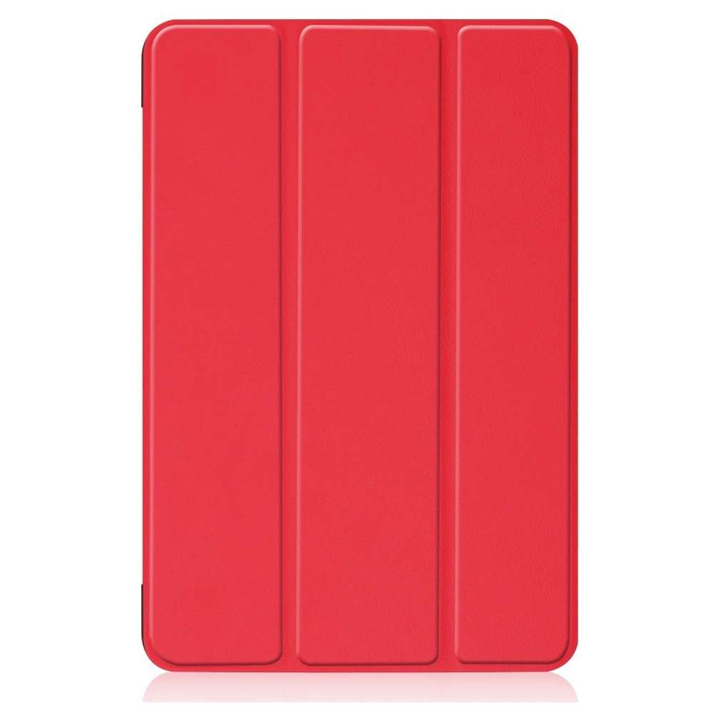 Just in Case Apple iPad Mini 2019 Smart Tri-Fold Case (Red)