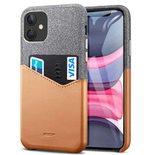 Load image into Gallery viewer, ESR Apple iPhone 11 Case Metro Brown