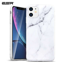 Load image into Gallery viewer, ESR Apple iPhone 11 Case Marble White