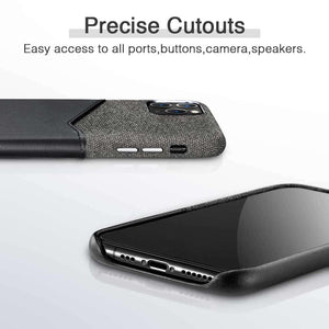 ESR Apple iPhone 11 Pro Case Metro Black