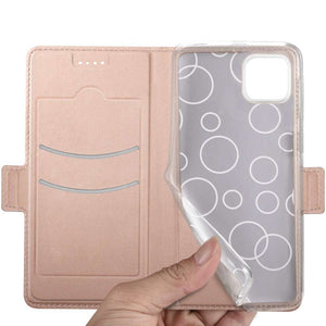 Just in Case Apple iPhone 11 Pro Max Wallet Case Slimline - Rose Gold