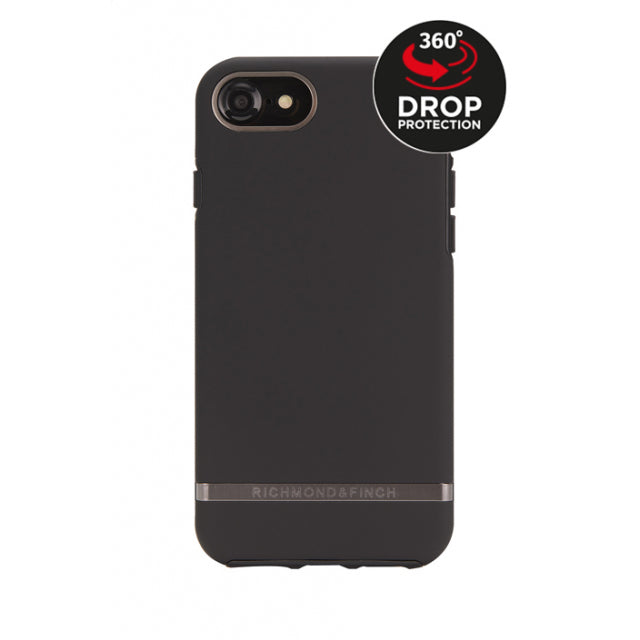 Richmond & Finch Freedom Series Apple iPhone 6/6S/7/8 Black Out/Black
