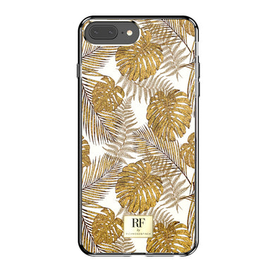 Richmond & Finch RF Series TPU Case Apple iPhone 6/6S/7/8 Plus Golden Jungle
