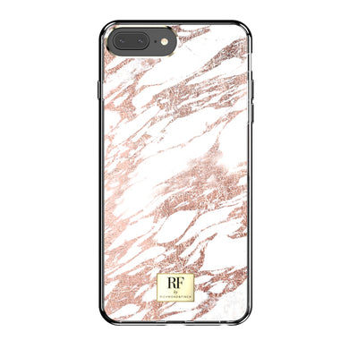 Richmond & Finch RF Series TPU Case Apple iPhone 6/6S/7/8 Plus Rose Gold Marble