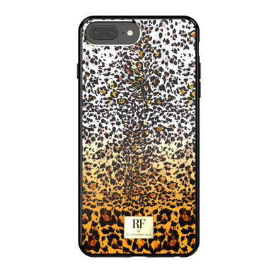Richmond & Finch RF Series TPU Case Apple iPhone 6/6S/7/8 Plus Fierce Leopard