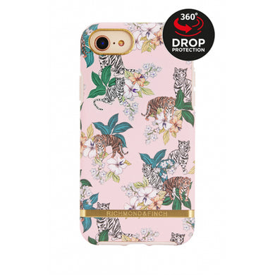 Richmond & Finch Freedom Series Apple iPhone 6/6S/7/8 Pink Tiger/Gold