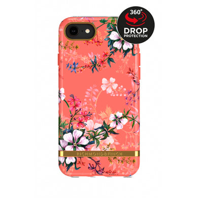 Richmond & Finch Freedom Series Apple iPhone 6/6S/7/8 Coral Dreams